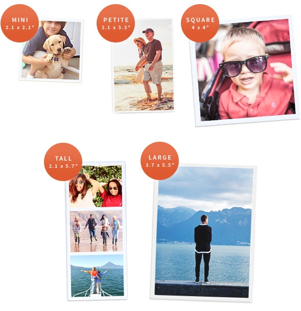 Instagram Prints: Photo cards from Instagram and Facebook photos
